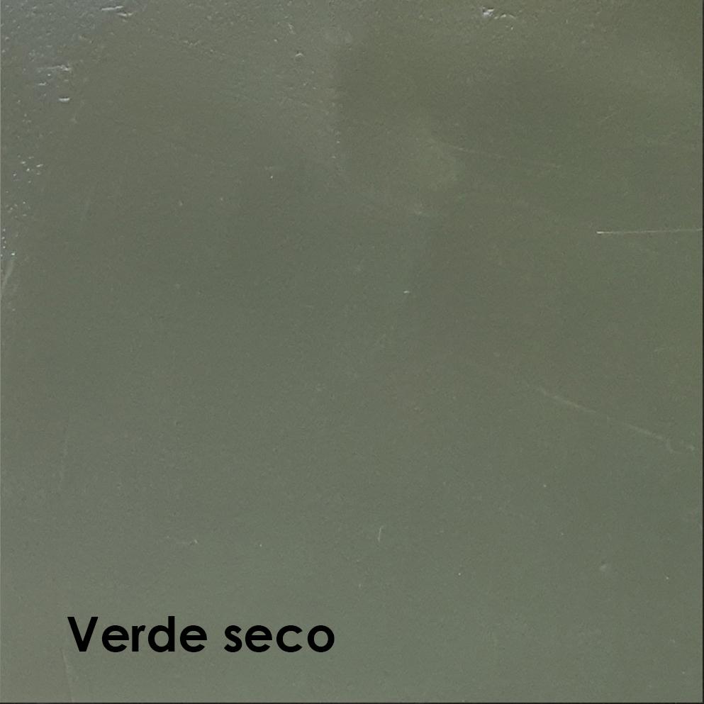 Microcemento Verde Musgo